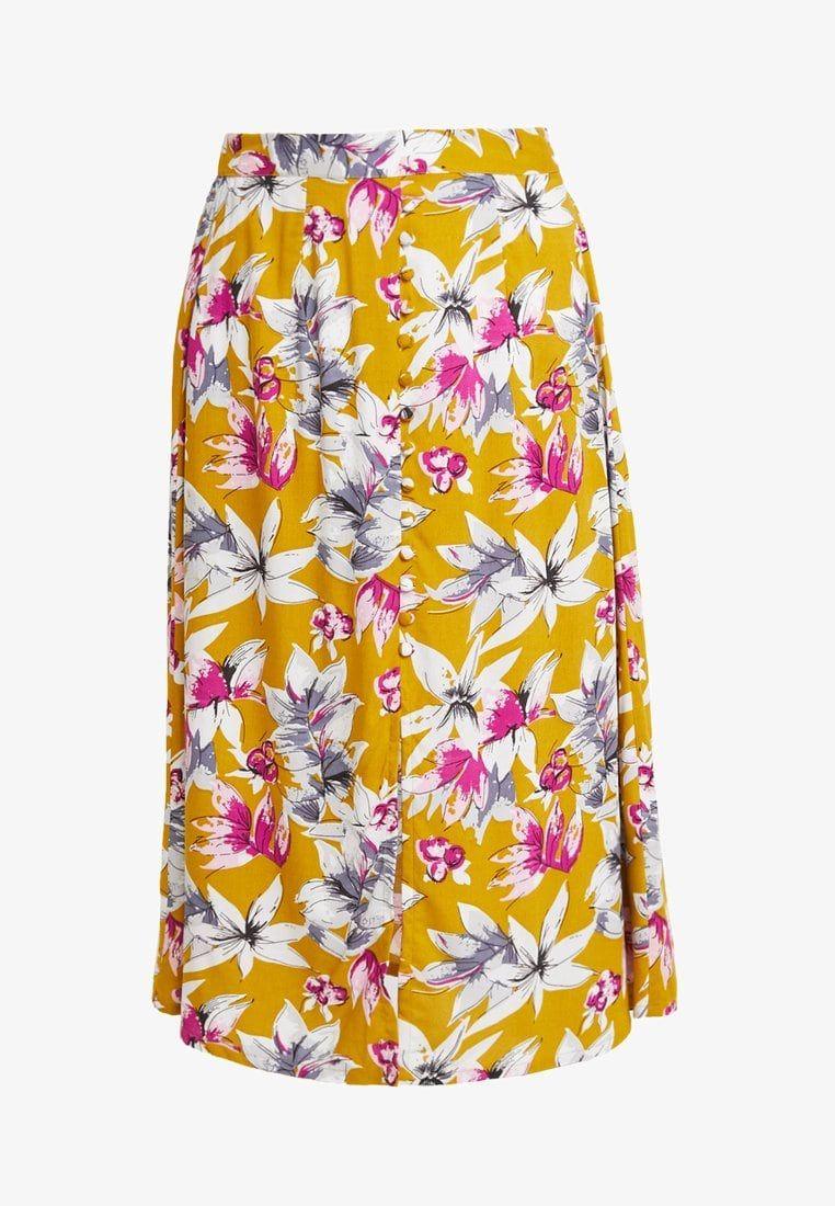 buy online 76b6a c5fbf A-Linien-Rock - yellow/multicoloured | the LOOK in 2019 ...