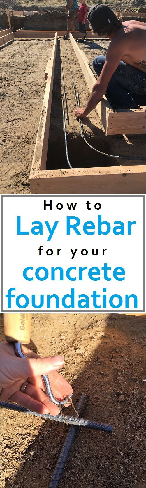 how to build a concrete house step by step