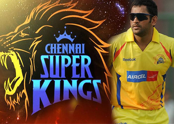 Images: Dhoni Chennai Super Kings Wallpapers