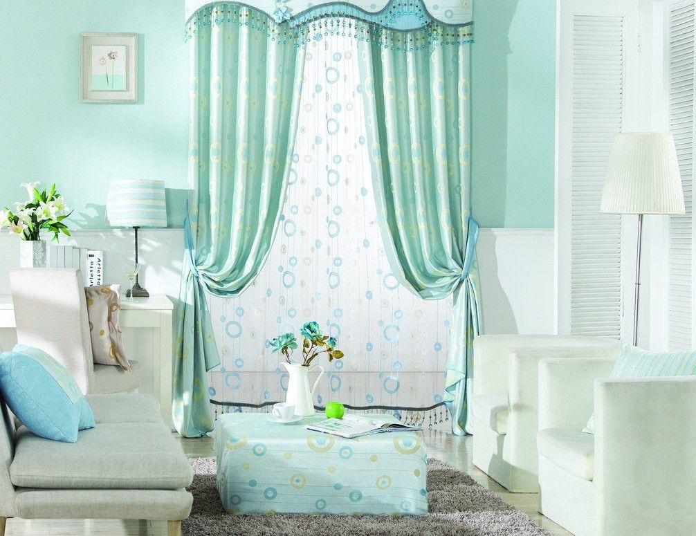 turquoise and white bedroom curtains curtain menzilperde net. Black Bedroom Furniture Sets. Home Design Ideas