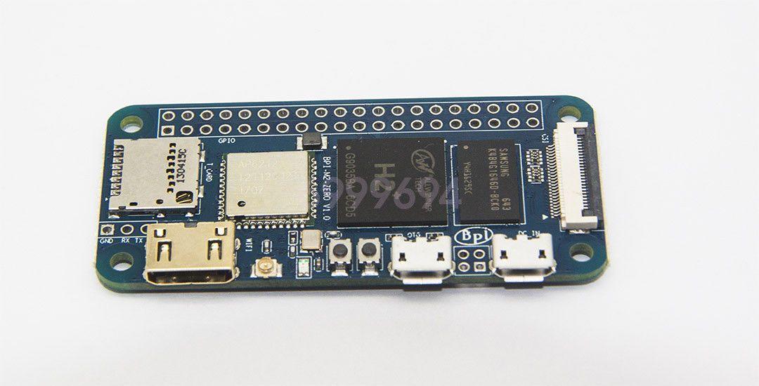 Banana Pi BPI M2 Zero Board Allwinner H2+ A7 Quad-core 512M W/ WIFI