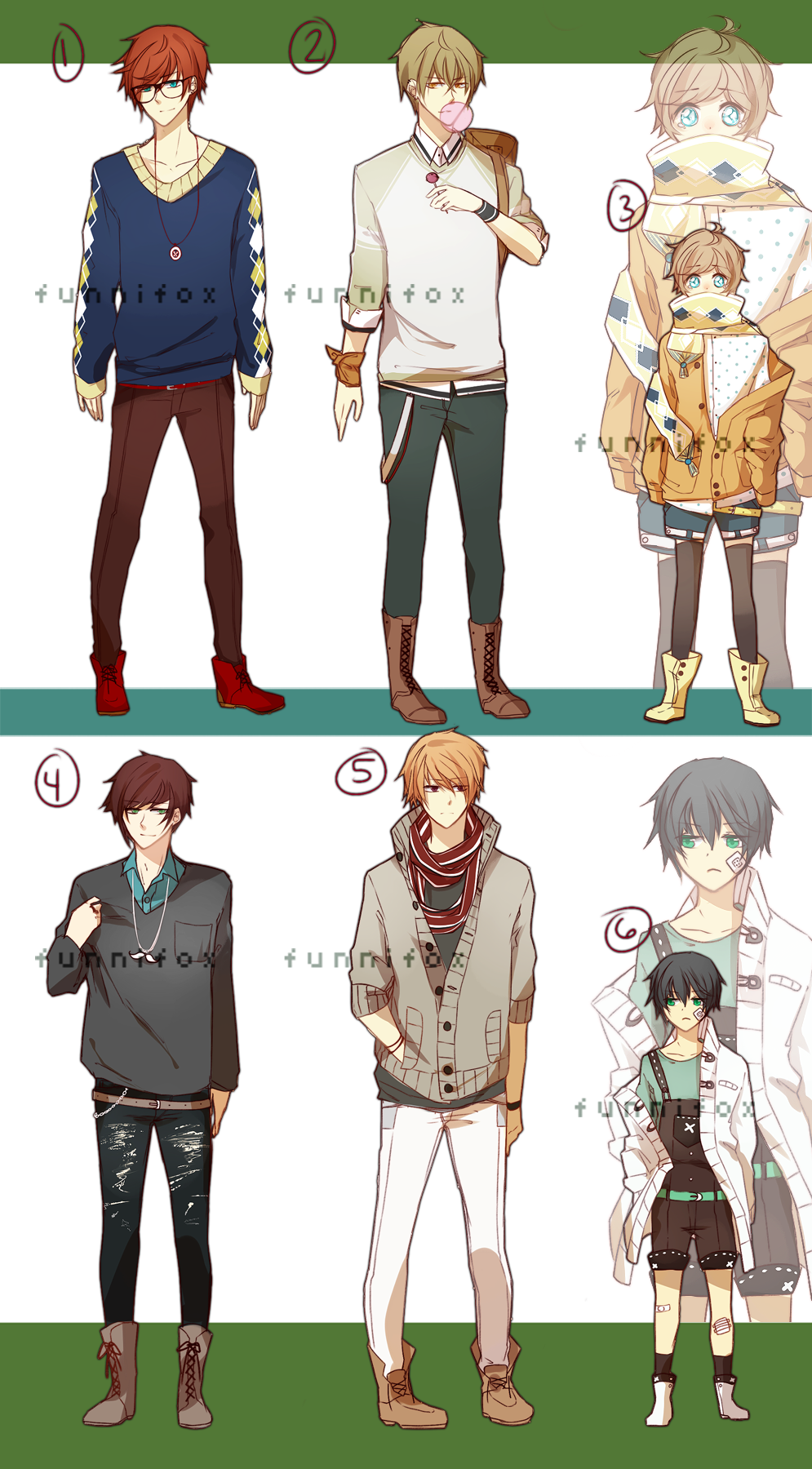 (CLOSED) sweater Sweethearts [ SET PRICE ADOPTS] by Ahniki on DeviantArt