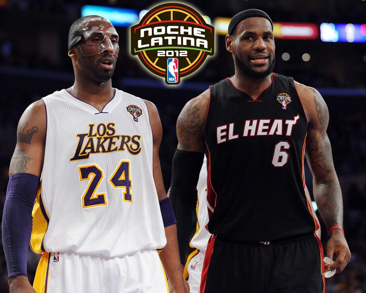 the best attitude 7b8f4 9e9d0 kobe bryant and lebron james   Sports   Kobe lebron, Kobe ...