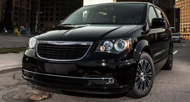 Chrysler Town And Country S With Images Chrysler Town And