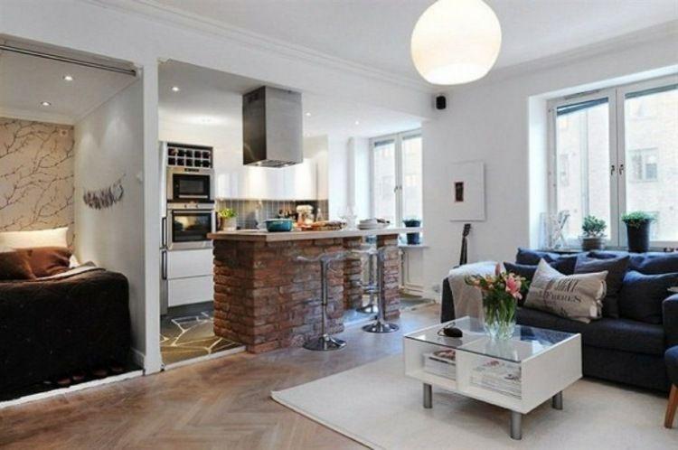 Aménagement petit espace idées déco petit appartement cocina