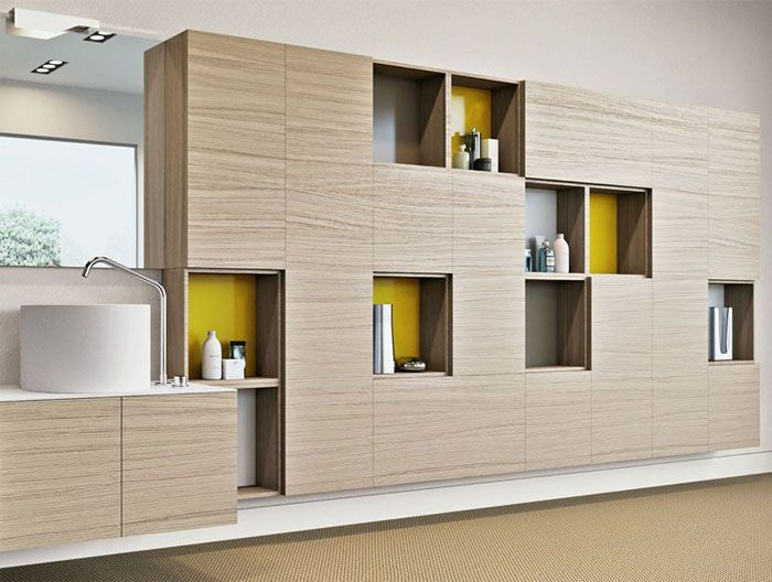 Sophisticated Bathroom Storage Units Modular Wallsmodular