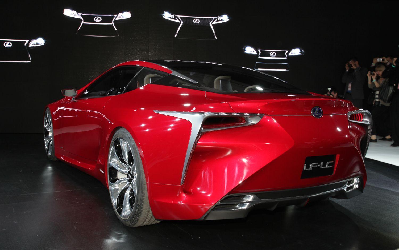 Lexus Concepts 2013 Google Search Toyota, American