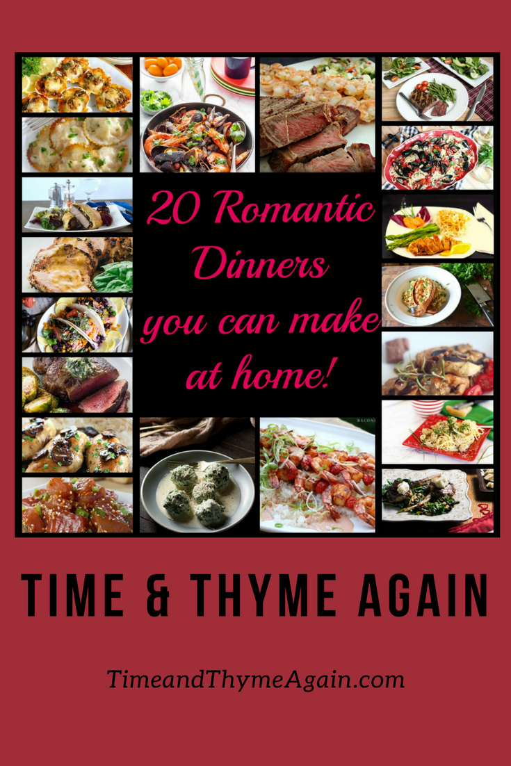 20 romantic dinner ideas for eating at home on a budget wow food