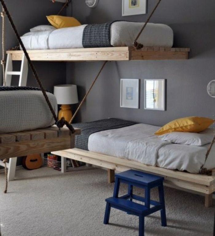 Europaletten Bett 45 Alternativen Fur Das Kinderzimmer