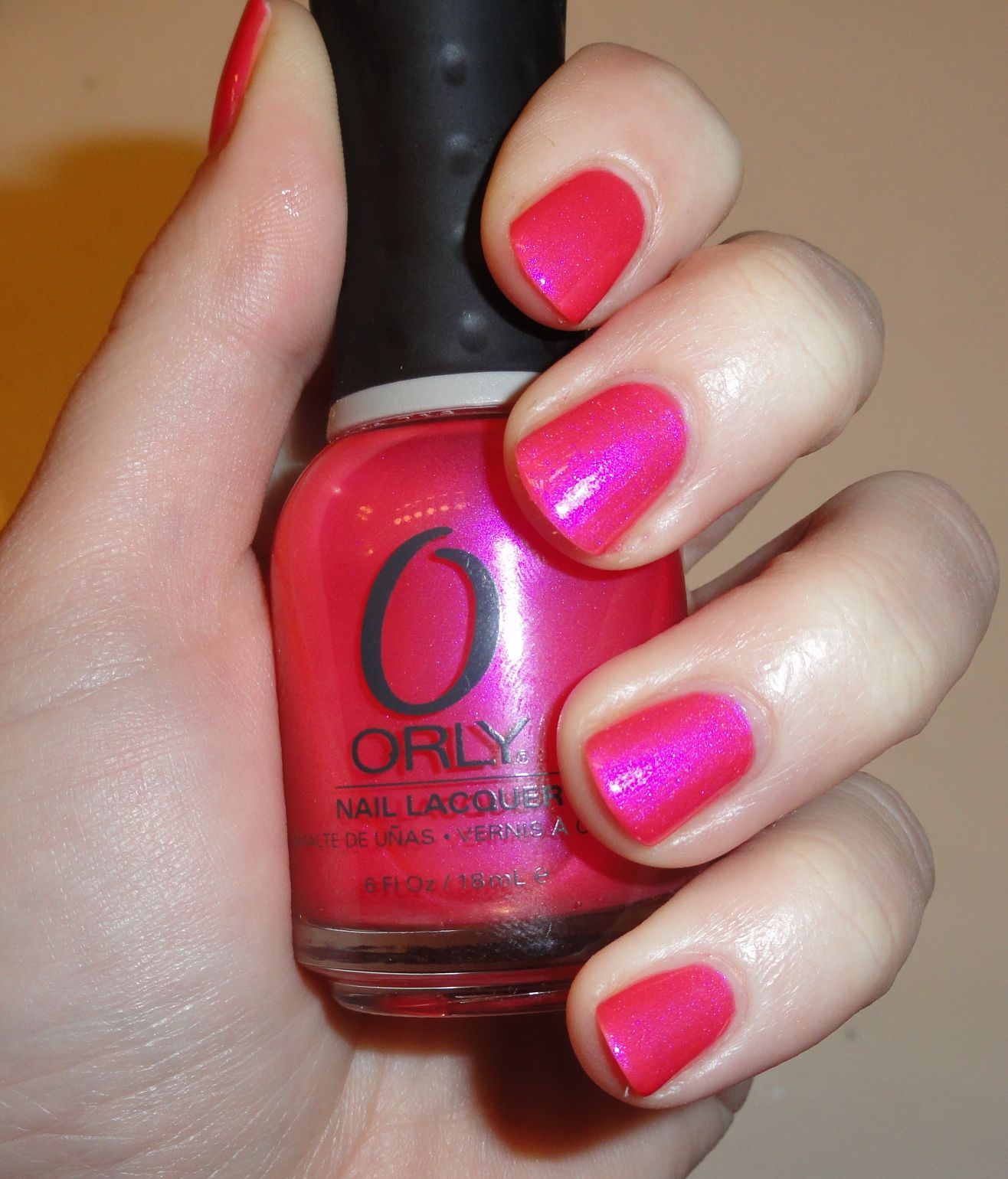 Orly Berry Blast The Color I Got Today Love Love Love Nail Polish Nail Colors Nail Polish Collection