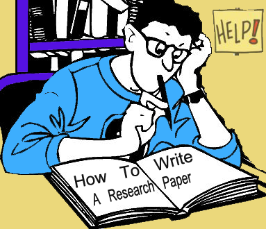 Writing Research Paper Is An Art Which Is Explained With The Parts