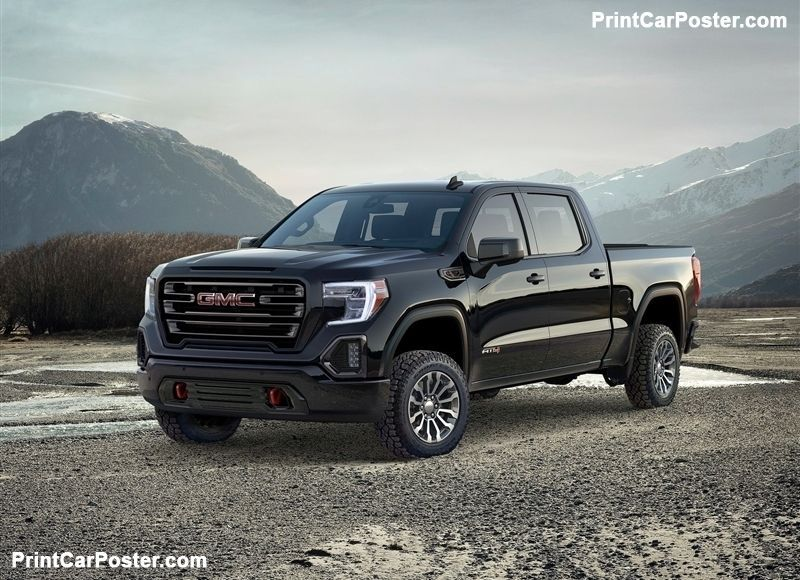Source Link At4 Gmc Poster Sierra 2020