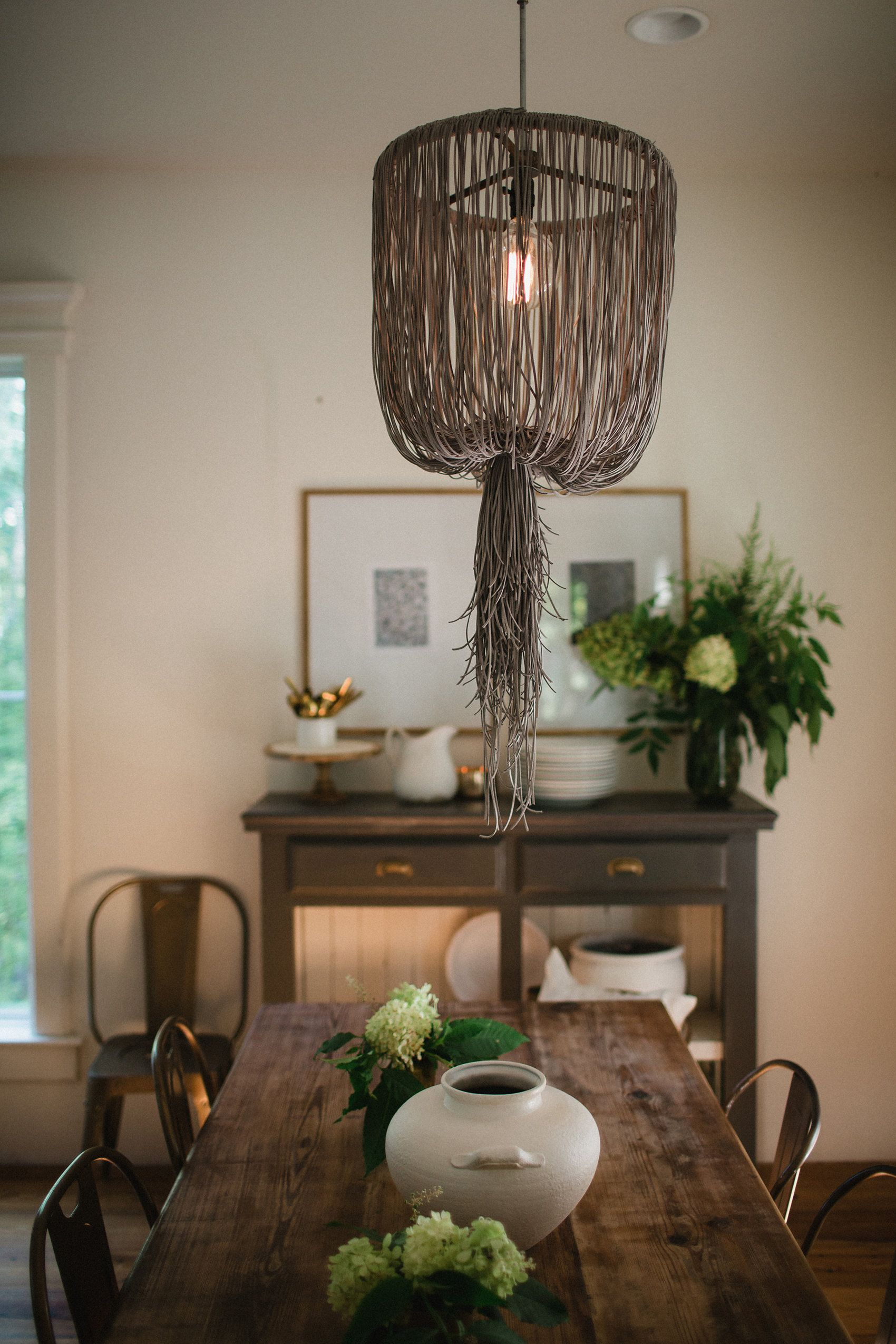 A mississippi home that gave new life to an old farmhouse dept of a mississippi home that gave new life to an old farmhouse dining room light fixturesdining arubaitofo Gallery