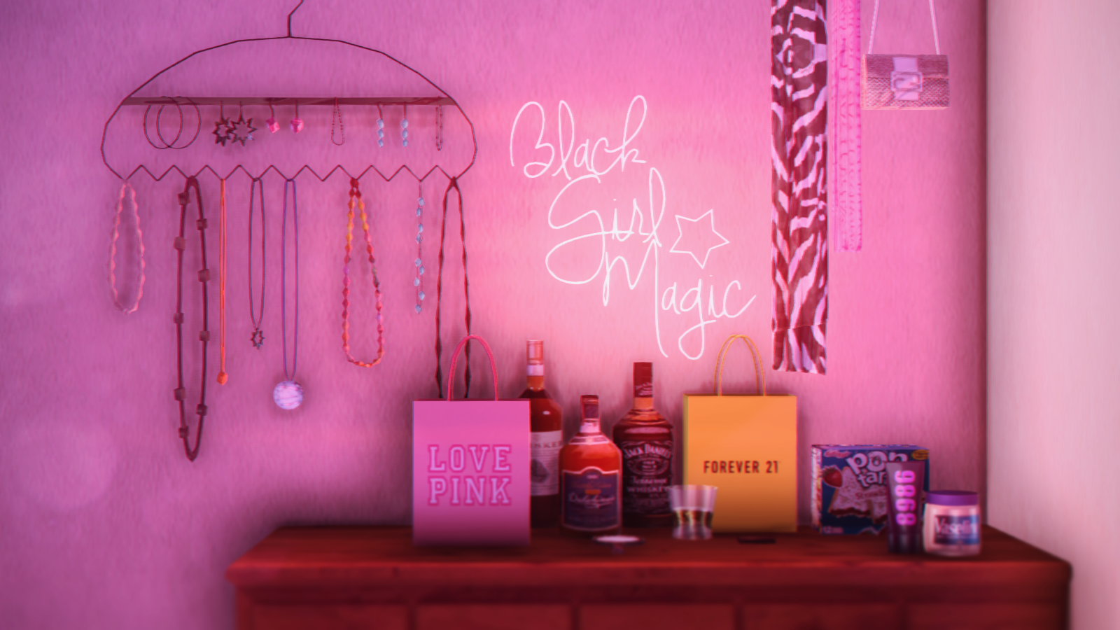 Photo of Black History Month Appreciation: Black Girl Magic Neon Sign