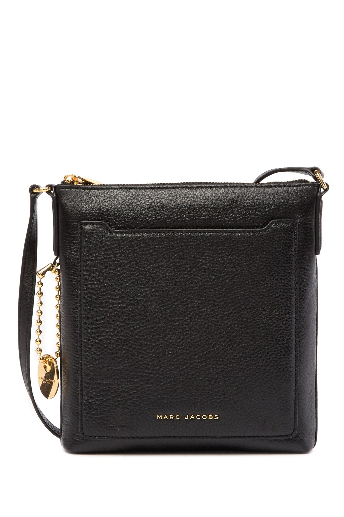 2e62e79b0335  139.97 - Marc Jacobs Tourist NS Crossbody Bag  COLOR   Black