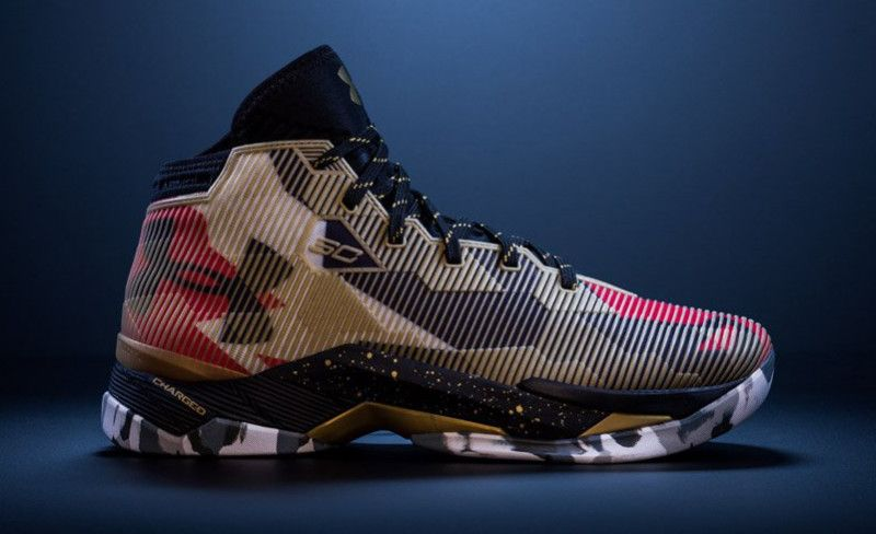 Under Armour Curry 2.5 Heavy Metal