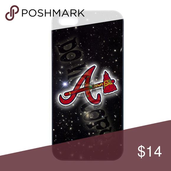 New atlanta braves iphone 5 6 7 plus 8 plus X case