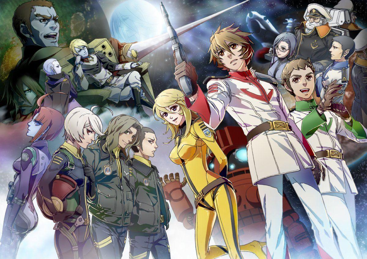 宇宙戦艦ヤマト2199 Yamato 2199 Anime Anime Wallpaper Anime