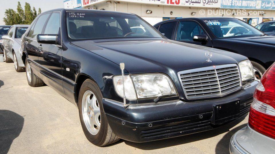 Mercedes Benz S 600 L Benz S Mercedes Benz Mercedes Benz 500