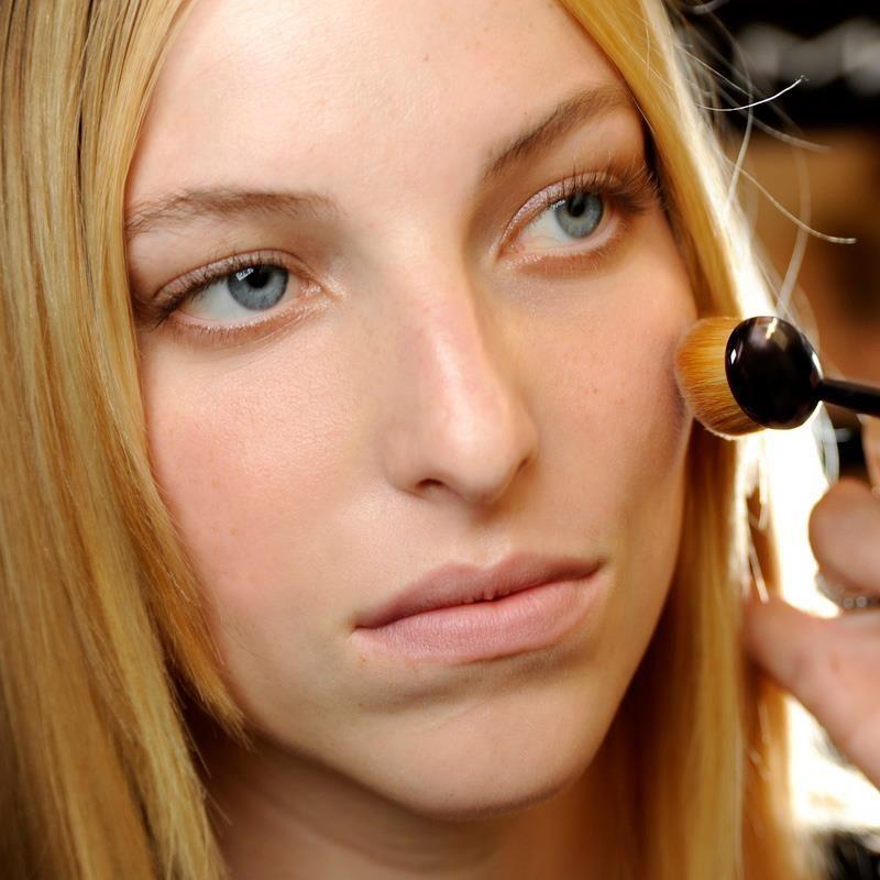 Chloe Paris Fashion Week SS14 #makeup