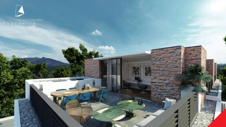 7 fabulosas ideas para tener una terraza en la azotea - Ideas para cerrar una terraza ...