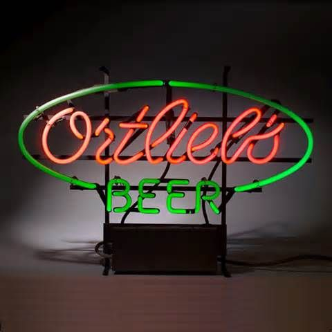 Vintage Neon Beer Signs Prepossessing Vintage Neon Beer Signs  Yahoo Image Search Results  Neon Night