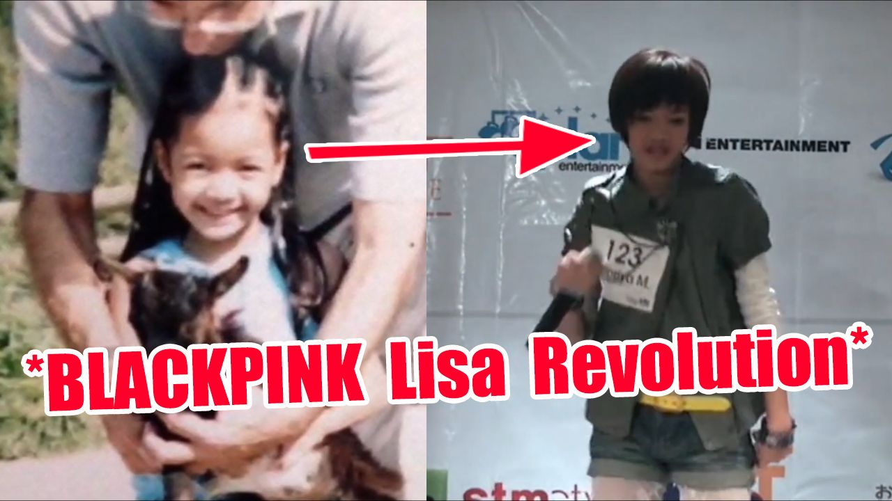 Blackpink Light Up The Sky Lisa Predebut Audition And Training Day Video Special 300 Sub In 2021 Blackpink Training Day Blackpink Lisa