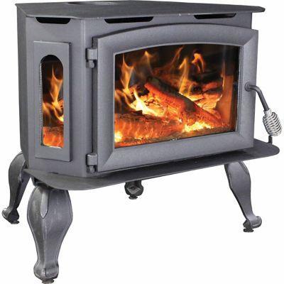 Ashley Wood Stove 1 800 Sq Ft Bay Front Three Window Design Wood Stove Wood Burning Stove Wood Pellet Stoves