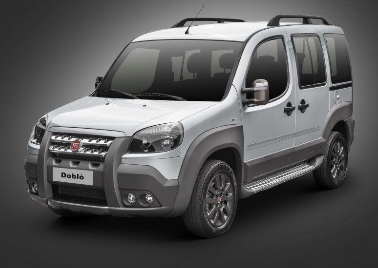 Fiat Doblo 2017 Chega Apenas Com Motor 1 8 E Preco Inicial De R