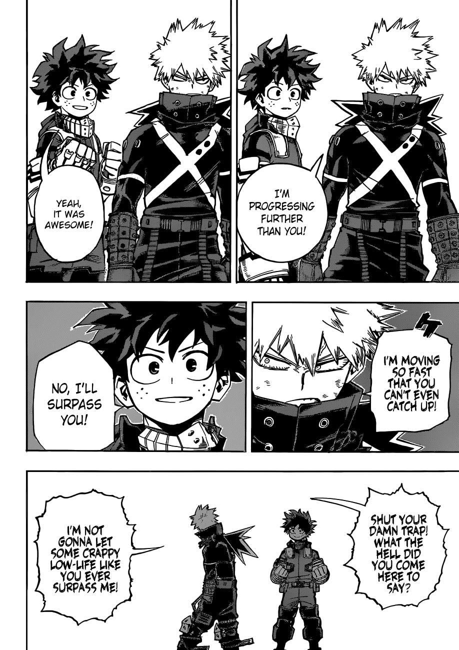 Page 5 My Hero Academia Chapter 209 Jaimini S Box My Hero Academia Manga My Hero Hero
