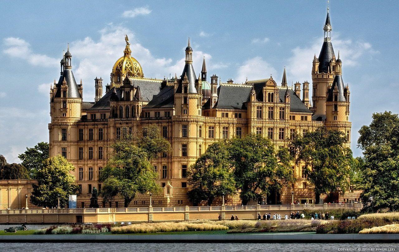 21 Germany - Schwerin Castle ideas | schwerin, castle, germany