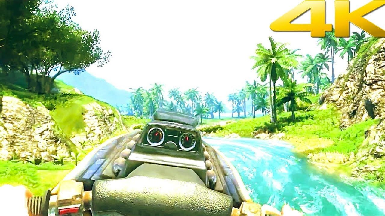 Far Cry 3 Remastered Classic Edition Announcement Trailer 4k Gameplay Ps4 Pro Xbox One X Pc
