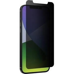 ZAGG - InvisibleSHIELD Glass Elite Privacy+ Privacy Screen Protector for iPhone - 12 / 12 Pro / 11 / XR