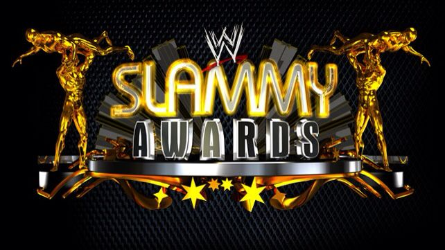 SLAMMY AWARDS Wwe news, Wwe, Wwe pictures