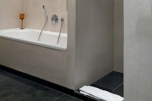 tadelakt bad Bad Pinterest Showroom - handtuchhalter für küche