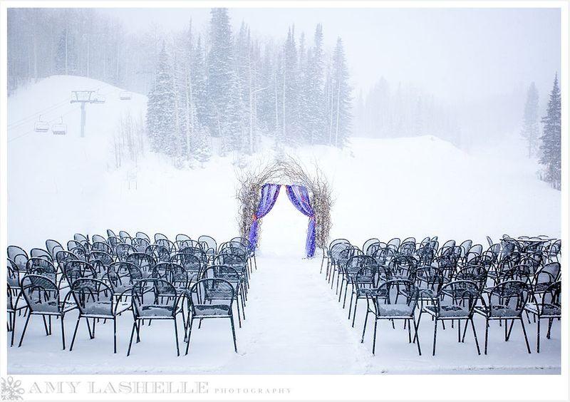 Snow Ceremony