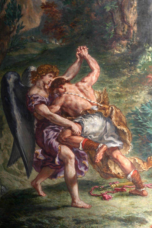 Pin on Eugene Delacroix