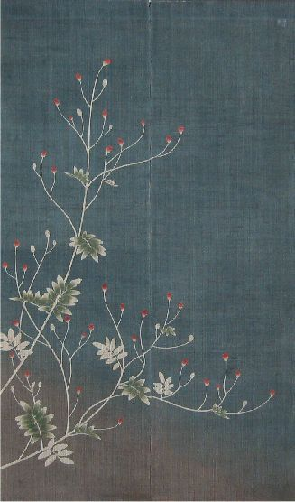 Japanese Noren Curtain Burnet Design