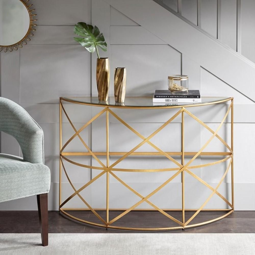 Terrific Nora Console Table By Madison Park Console Table In 2019 Ncnpc Chair Design For Home Ncnpcorg