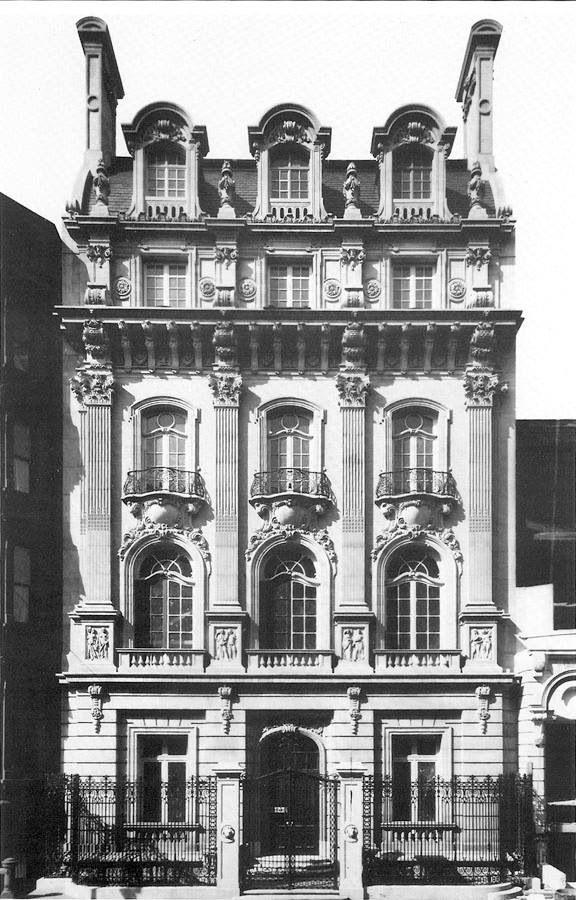 Vanderbilt Mansions, American