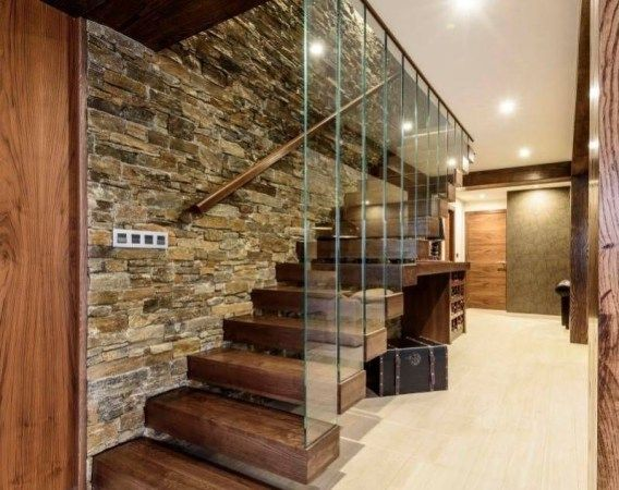 Best 36 Best And Elegant Wooden Stairs In Your House 640 x 480