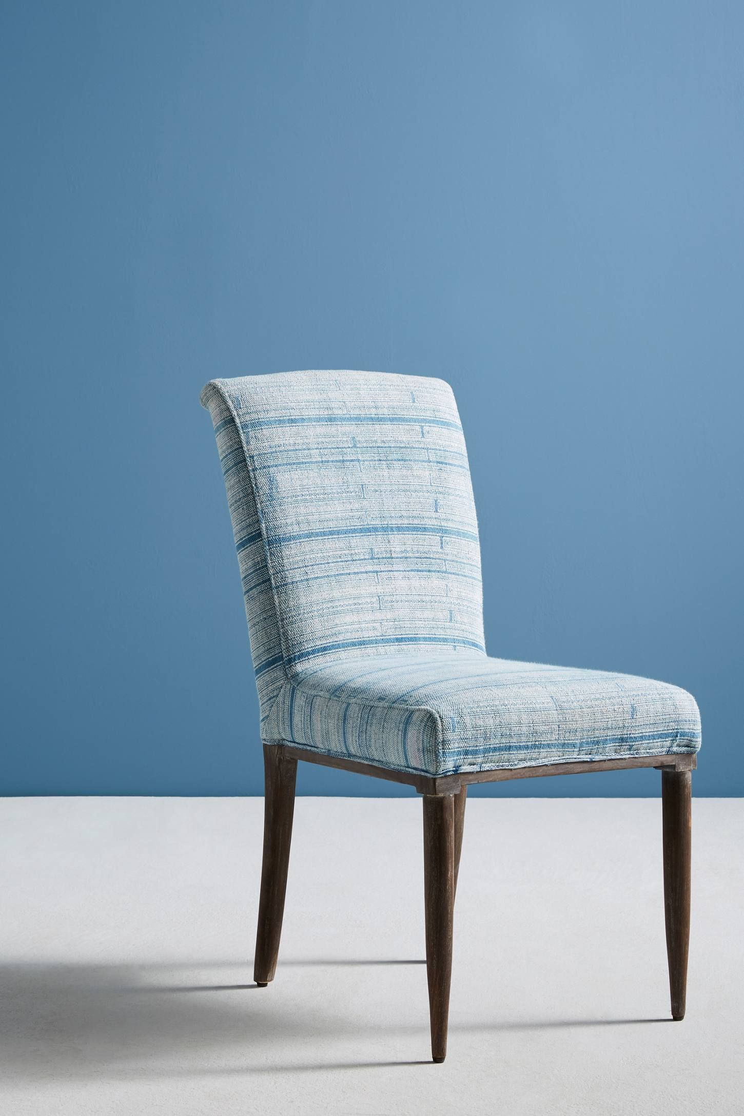 Slide View 5 Elza Indigo Dining Chair Dining Chairs Chair