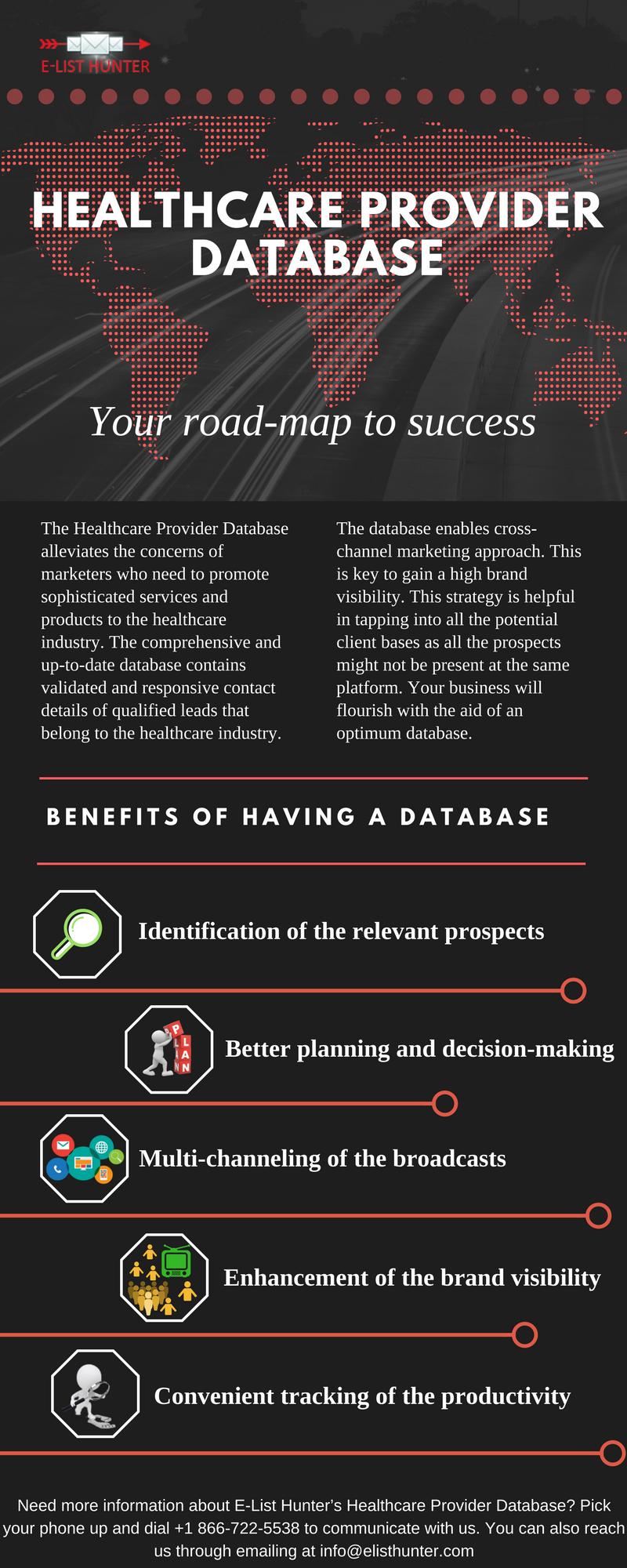 Healthcare Provider DatabaseExecute better marketing