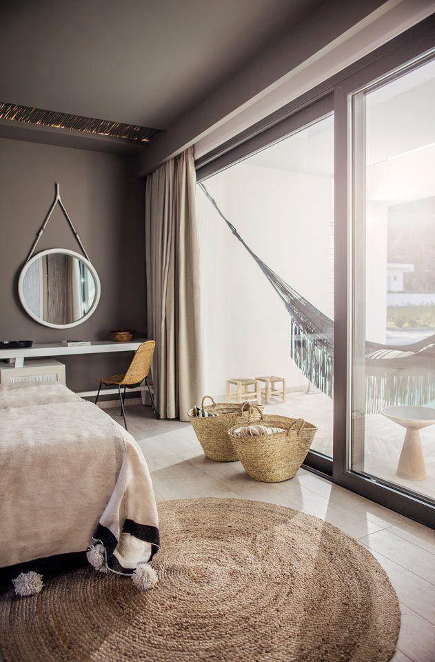 Une chambre moderne | design d\'intérieur, décoration, maison, luxe ...