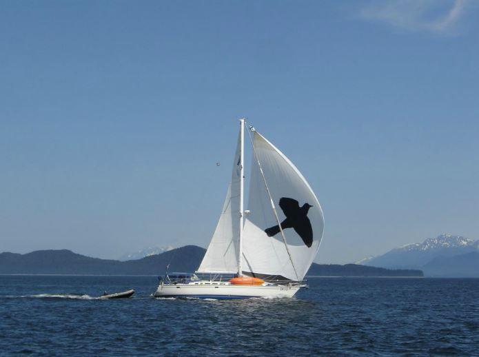 Sailboat BOB: Desde tan lejos, lo imaginamos como una aventura riesgosa, quizá, una  rutina para los lugareños...¡Envidiable!