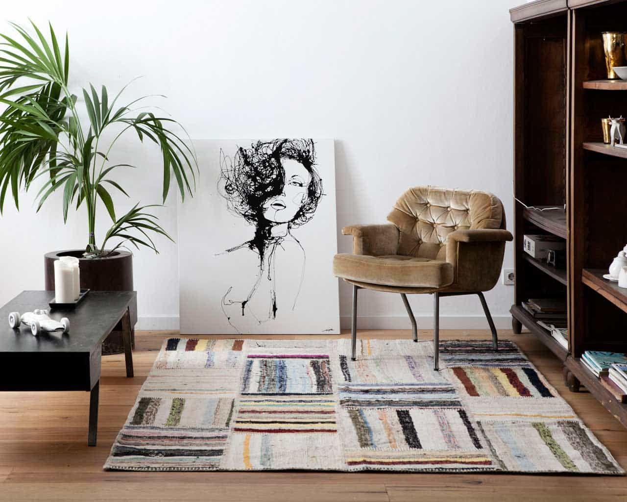 Tappeti e design, la naturalezza è di casa https://www.design-miss ...