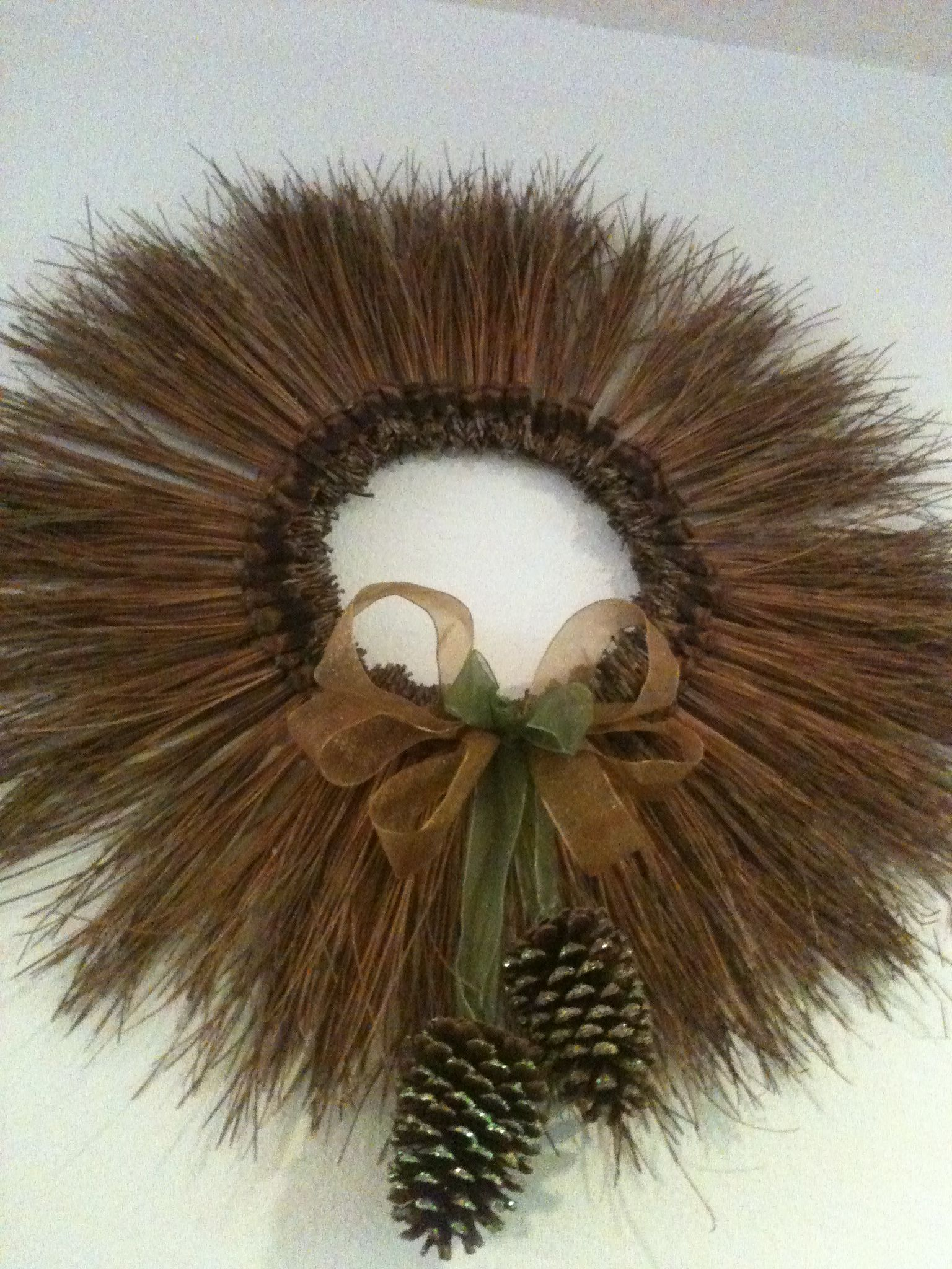 nature crafts - Natrliche Hickory Holzbden