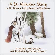 Nicholas Story: The Fiercest Little Animal In The Forest: Terri Reinhart,  Coco Roy-Reinhart, Patrick Reinhart
