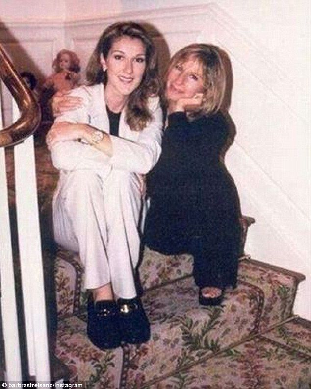 Celine Dion S Heart Is In Pieces After Husband And Brother Die Barbra Streisand Celine Dion Mariah Carey Engagement Ring