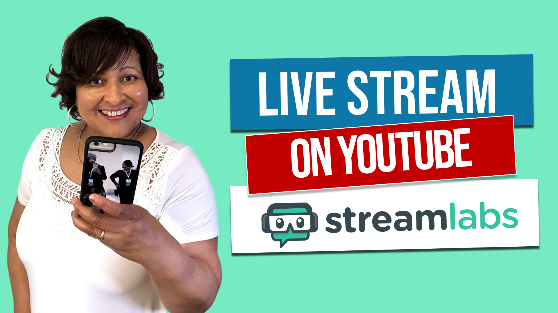 Streamlabs Mobile App Let S You Stream To Twitch Youtube Mixer And More Livestreaming Twitch Twitcht Youtube Live Live Video Streaming Photo Recognition